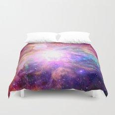 Galaxy Nebula Duvet Cover