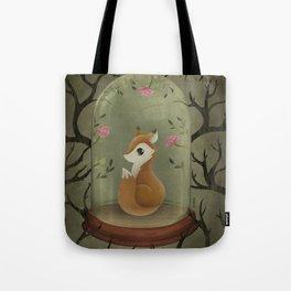 Fox Little Prince Tote Bag