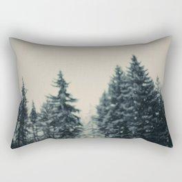 Winter Fancy Rectangular Pillow