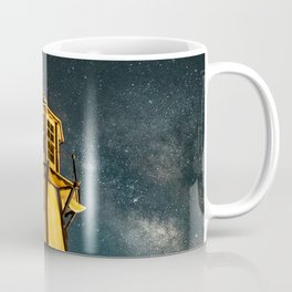Mountain Light House Two Coffee Mug