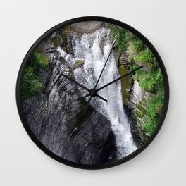 Taughannock Falls Upper Rim Trail Wall Clock