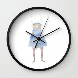 Prancer Wall Clock