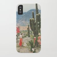 cactus iPhone & iPod Cases featuring Decor by Sarah Eisenlohr