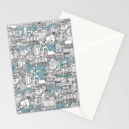 NOTTINGHAM BLUE Stationery Cards