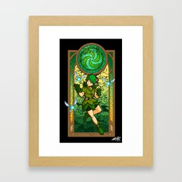 Sage of the Forest Framed Art Print