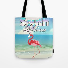 South Africa 1980s Tote Bag