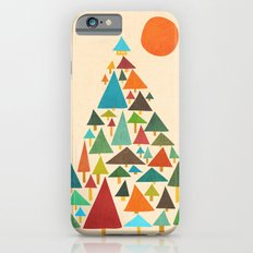The house at the pine forest iPhone 6 Slim Case