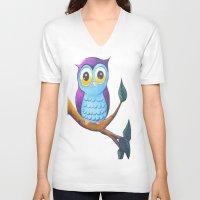 olivia joy V-neck T-shirts featuring Olivia by Talisha