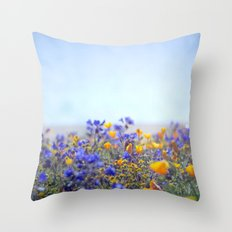 Life Is Beautiful Throw Pillow