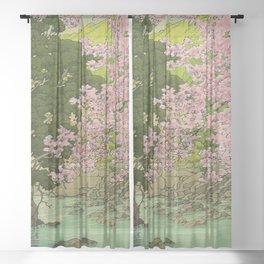 Shaha - A Place Called Home Sheer Curtain