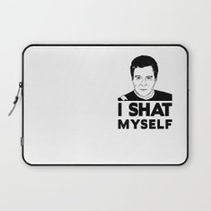 I Shat Myself Laptop Sleeve