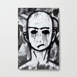 Stephens Graffiti Metal Print
