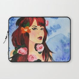 Miss February Laptop Sleeve