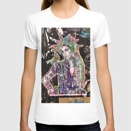 Rehab Amy Graffiti in New York City T-shirt