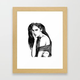 Juliana Herz Framed Art Print