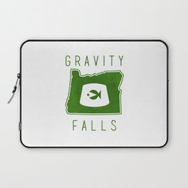 Gravity Falls - Grunkle Stan's Fez (White) Laptop Sleeve