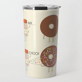 More Sprinkles Travel Mug