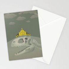 Rex, the King of Dinosaur Stationery Cards