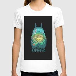 My Neighbor Totoro's T-shirt