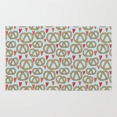 Pattern Project #43 / Pretzel Love Rug