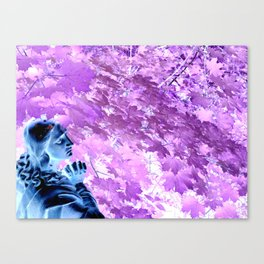 Supplication Canvas Print
