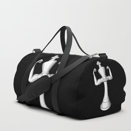 The White King Duffle Bag