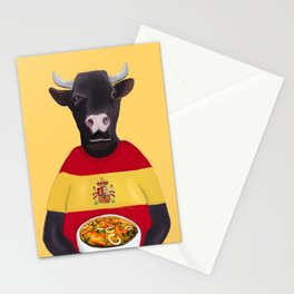 The Spanish Stationery Cards