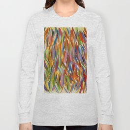 Colour Daubs Long Sleeve T-shirt