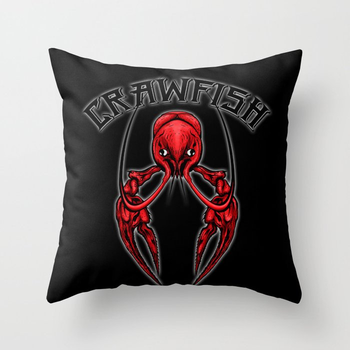 Boil'n Time Throw Pillow
