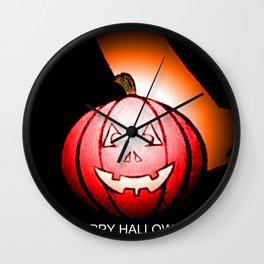 HALLOWEEN JACK Wall Clock