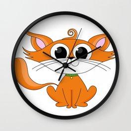 Boston Bernie Single Wall Clock