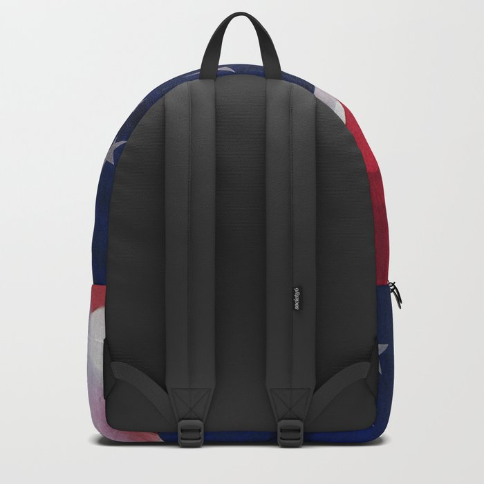 RED, WHITE AND BLUE Backpack