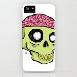 BRAINZ iPhone Case