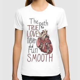 Path to true love T-shirt
