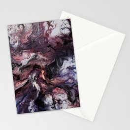 Dreams and meditation Stationery Cards