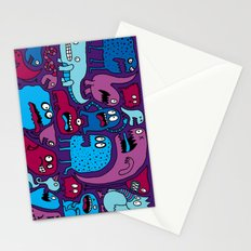 More Monsters Stationery Cards