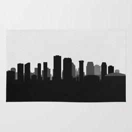 City Skylines: New Orleans Rug