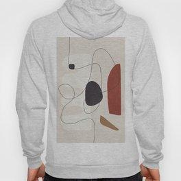 Abstract Minimal Shapes 27 Hoody