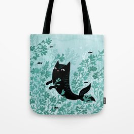 Undersea (Mint Remix) Tote Bag