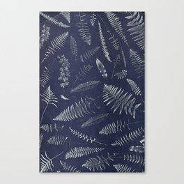 Botanical Fern Canvas Print