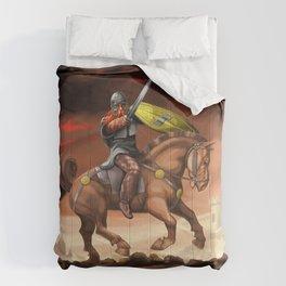 Celtic Warrior Comforters