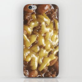Bowl of Chili iPhone Skin