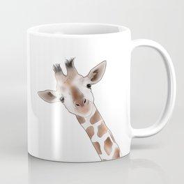 Gustaf Giraffe Coffee Mug