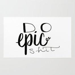 Do Epic Shit Rug