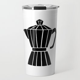 Moka Pot Travel Mug