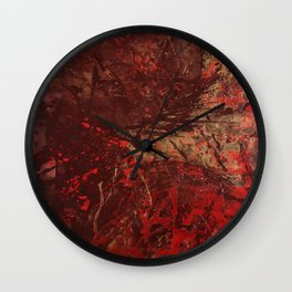 Cytomegalo Wall Clock