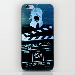 ACTION iPhone Skin