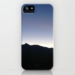 Dawn In Tucson iPhone Case