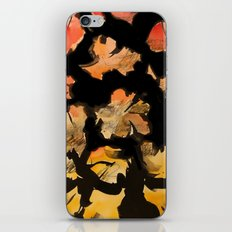 blossom note 2 iPhone & iPod Skin