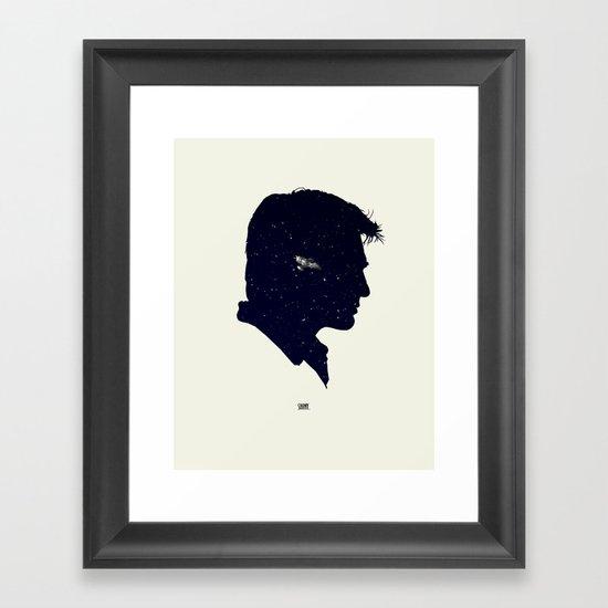 Firefly - Shiny Framed Art Print